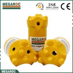 Roca de alta calidad de minería de piezas de repuesto Mango Cónico brocas balísticos para agujeros cuadrados