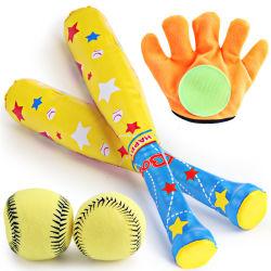 Outdoor-Spiel EVA Baseball Kinder Athletic Toy Set Kid Sports Aktivitäten Spielzeug