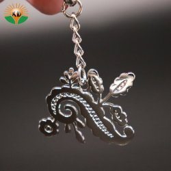 Iron Key Chain Groothandel Westerse souvenirs