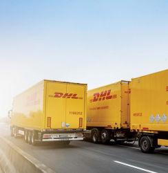 A DHL Express Service para o Brasil incluindo o desembaraço aduaneiro