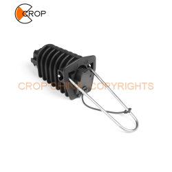 Type de commerce de gros PA 250dan le collier du câble de filtre en coin en plastique