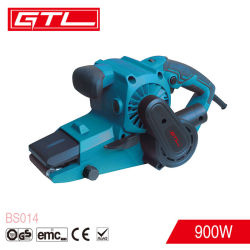 Bewegliche Riemen-Sandpapierschleifmaschine der elektrischer Strom-Hilfsmittel-hölzerne versandende Maschinen-76X533mm (BS014)