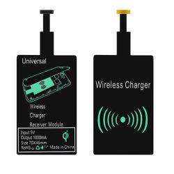 Chaud Chargeur charge sans fil universel Receiver pour iPhone téléphone Android