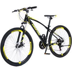 27.5 pulgadas de aleación de aluminio de 48V Bicicletas bicicleta eléctrica, 3*9 velocidad de la bicicleta MTB 27