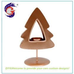 Smeedijzeren Metalen Kerstboom Tak Votive Candle Holder