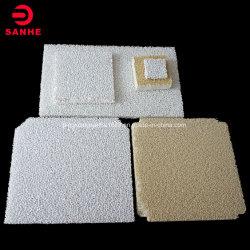 Material refratário de fundição de alumínio do filtro de espuma de cerâmica