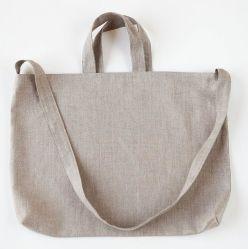 Женщин натуральный хлопок Canvas дамской сумочке постельное белье сувениры