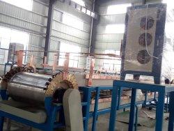Revestimento de cobre do fio do CCS Máquina de arame de aço da linha de produção