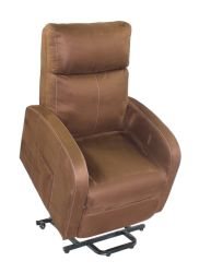 Senior Power lever Président fauteuil inclinable (QT-LC-54)