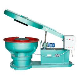 Máquina de pulido vibratorio con Auto Separater y cubierta a prueba de sonido -bloqueo de las máquinas vibratorias
