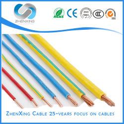 60227IEC/Ce/Nylon PVC Edificio aislado de Cable eléctrico para el hogar y oficina