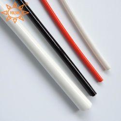 Une tension élevée du caoutchouc de silicone manchon en fibre de verre