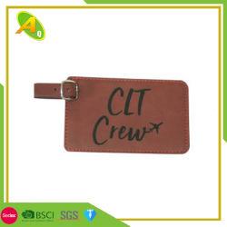 Accesorios de metal personalizados de aleación de zinc El Old Course St Andrews bolsa de deportes de la etiqueta de equipaje (013)