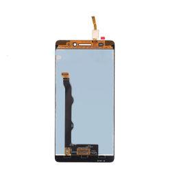 Grade AAA+ Téléphone mobile de qualité Fabricant 5.5inch LCD Écran LCD couleur noire pour Lenovo A7000