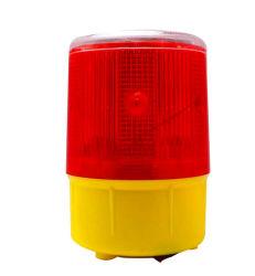 点滅の点滅の道路の安全信号