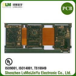 8 couche de carte de circuit imprimé multicouche fr4 TG170 Carte flexible rigide