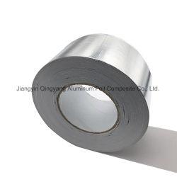 Aislamiento térmico de fibra de vidrio Material de construcción de cinta de aluminio