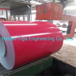 La Chine usine PPGL BV d'alimentation de la SGS de l'Inspection du fer galvanisé Acier