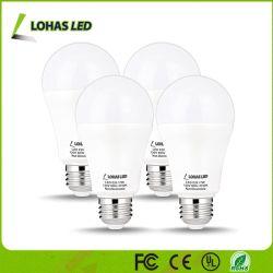 7W 10W 12W 17W A19 E26 E27 B22 Ampoule de LED Lampe