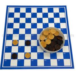 PVC OEM Checkers Conseil International des Jeux de puzzle