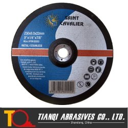Prüftisch schreibt Winkel-Schleifer-Räder von China 230X6.0X22