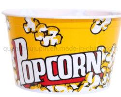 La impresión de Plástico PP OEM Taza de palomitas de maíz multiuso