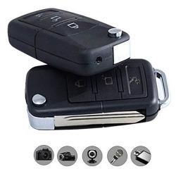 30 fps 720*480 Mirco HD Chaîne de clé de voiture de détection de mouvement Mini DVR caméra cachée S818
