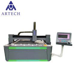 Gravure de découpe laser à fibre automatique de la machine pour feuille de métal mince de Découpe CNC/acier au carbone/aluminium/cuivre/acier inoxydable de coupe