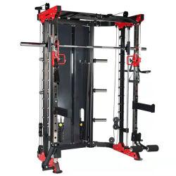 Alta Qualidade preço barato melhor a função de vários equipamentos de ginástica Home Ginásio Agachamento Assistida Smith máquina para venda
