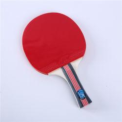 Racket van de Pingpong van de populier de Houten, de Racket van het Pingpong