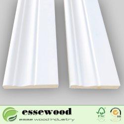 A moldura de madeira Ferrado Placa rodapé de madeira Baseboard