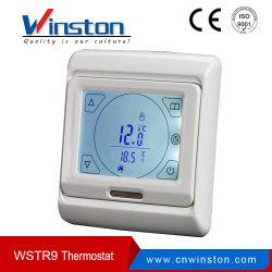 Winston Screen-Zeitraum-programmierenthermostat Wstr9