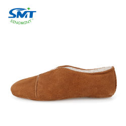داخليّة ليّنة بقية [سود] جلد [أوتسل] فروة غنم فروة شتاء عرضيّ مقسين أحذية