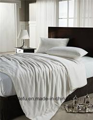 贅沢なホームホテル100の綿のサテンの中国のベッドの絹のキルト