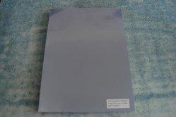 노트북 파일 플라스틱 애완 동물 덮개를 인쇄하는 PVC를 묶는 PP