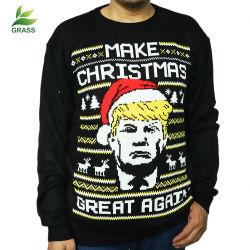 2019 de nieuwe van Katoenen van Kerstmis van Mensen In het groot Unisex-Sweater Kerstmis van Truien Lelijke