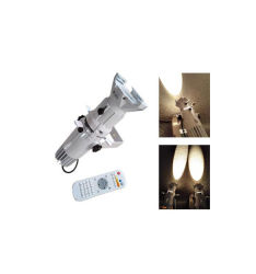 Warmwit/CW 2in1 20W Leko LED Mini Profile Light Studio Fresnel Verlichting