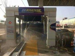 Ce tunnel automatique machine à laver la voiture de haute qualité au meilleur prix de l'équipement des outils de nettoyage rapide