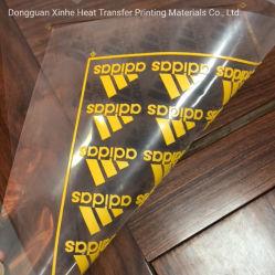 Нагрейте Stablized передачи бумаги для печати выпуск тонкий слой полиэфирной пленки ПЭТ-пленку для печати этикеток одежда аксессуары