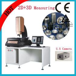 Instrument de mesure optique de distance de profil automatique électronique avec l'éclairage LED