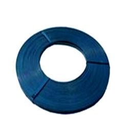 Bläuen-Eisen-plattierter Stahlverpackungs-Riemen-Streifen-Slitted Stahlring