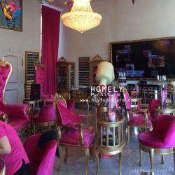 Fancy Classic Cadeira Manicure Nail Febre de beleza por grosso de mobiliário