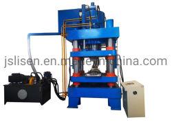 La prensa de tableta para Muelas mango rotativo automático de polvo de los puntos de la prensa de tableta de piedra que hace la máquina