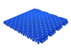 prix d'usine de PP carreaux de plancher de basket-ball Sports de verrouillage des revêtements de sol