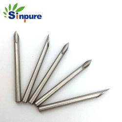 Corps en acier chirurgical jetables piercing Aiguilles pour l'outil de perçage