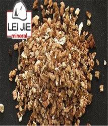 L'isolation thermique étendu Golden Vermiculite pour carte ignifugé