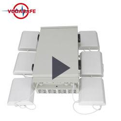 Uav, der Drohne-Signal-Gefängnis-Hemmer-Arbeit für 3G2100MHz4glte700MHz2300MHz2600MHz 180W150m staut