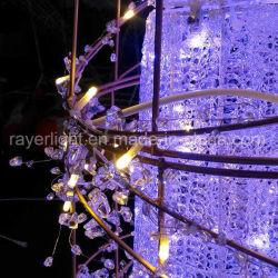 Светодиод свадебные украшения для использования вне помещений волшебная освещения фестиваля лампы освещения Рождества