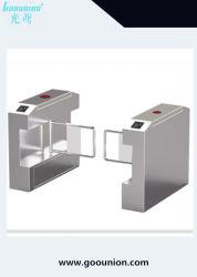 Tarjeta de identificación biométricos de reconocimiento facial el código QR el reconocimiento del sistema de control de accesos torniquetes de giro