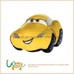 L'abitudine gradua l'automobile secondo la misura dei giocattoli farcita peluche molle per i capretti